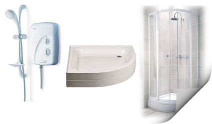 Shower Installations in Telford, Electric Showers, Power Showers ...
